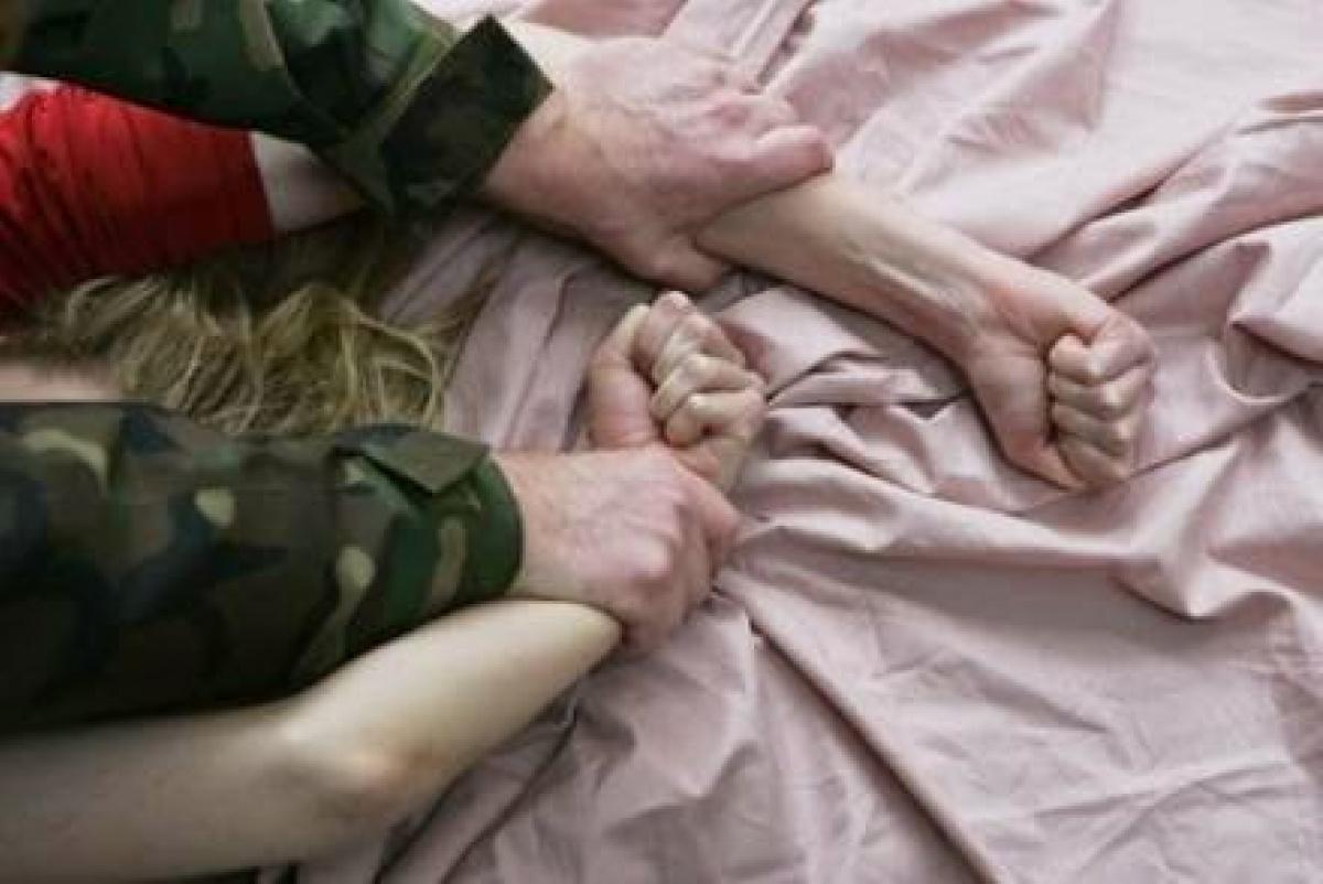 Сексуальная сторона войны