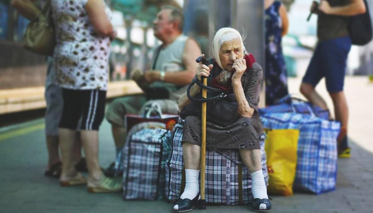 Как можно получить пенсию в донецке как получить российскую пенсию жителям днр