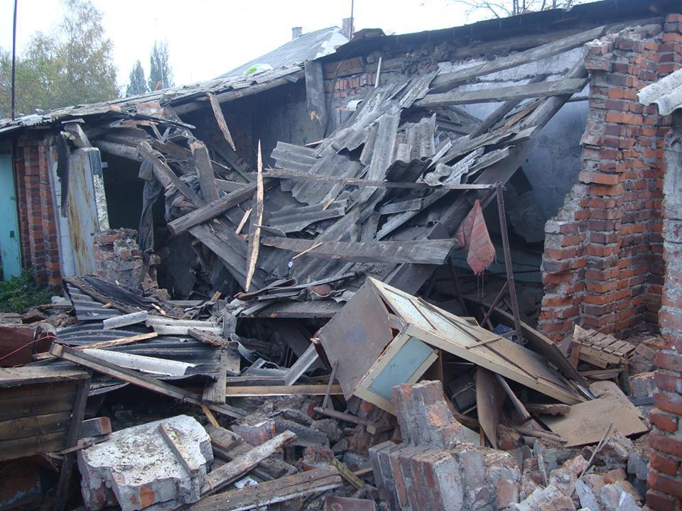 Пресс-офицер: Террористы обстреляли жилые кварталы Попасной изартиллерии