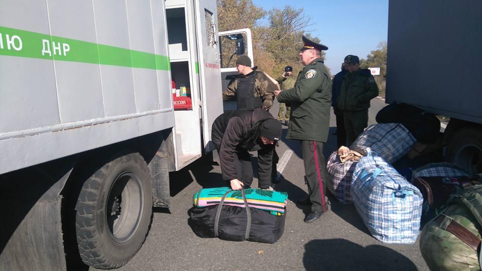 Донецк передаст Киеву 23 заключенных, отбывающих наказание вДНР