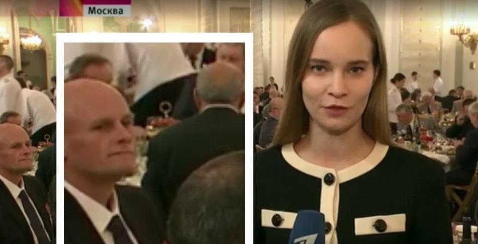 Песков разъяснил приглашение командира наёмников наприём вКремль