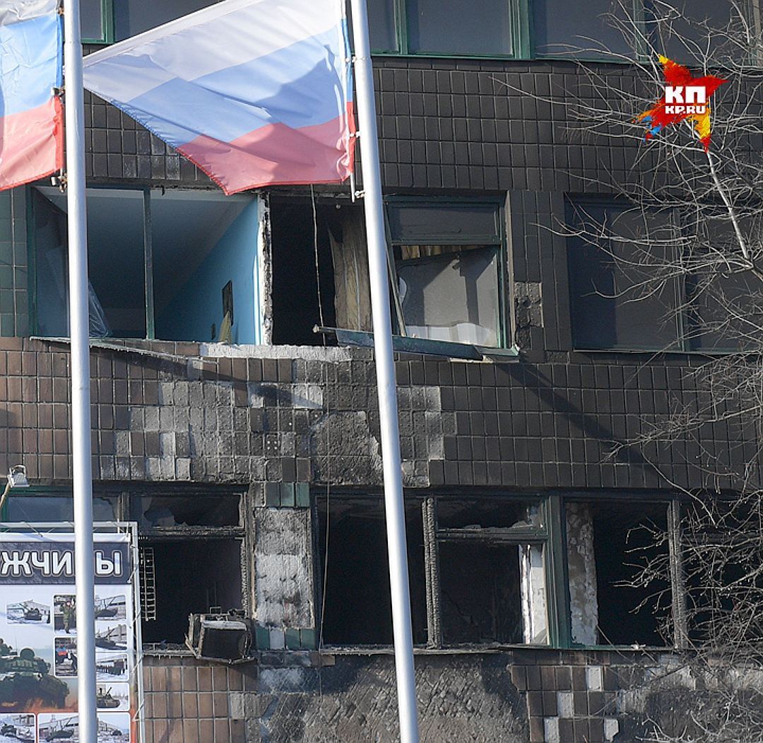 ВДонецке убит известный командир ополченцев— Гиви