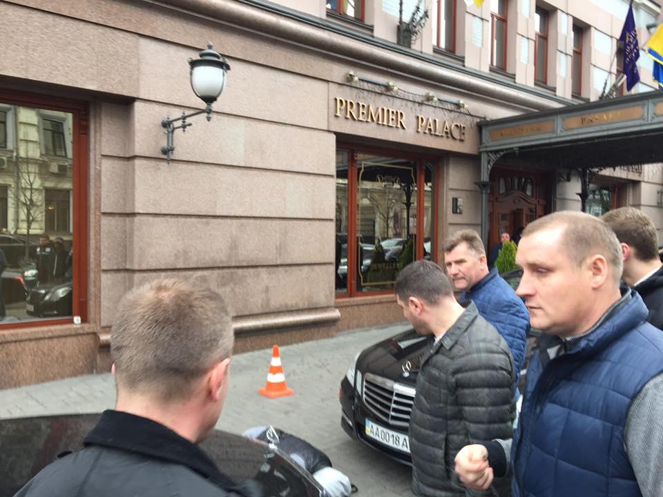 ВКиеве убили сбежавшего из РФ депутата Государственной думы