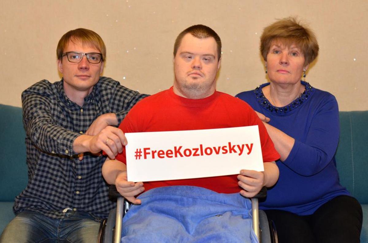 Human Rights Watch призвала боевиков «ДНР» освободить ученого-религиоведа Козловского