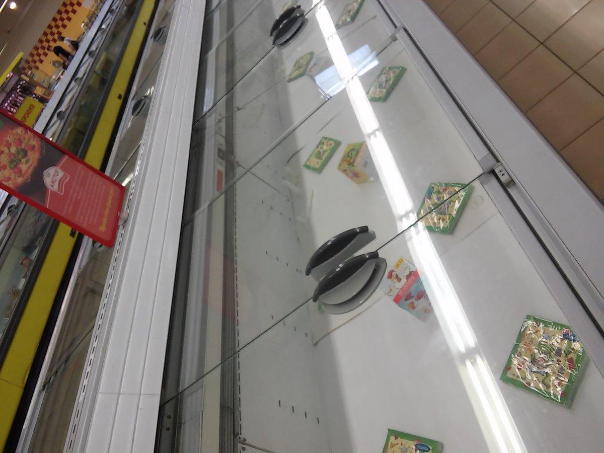 В донецких магазинах «Амстора» заканчиваются продукты, фото-2