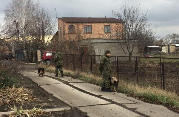 ВДонецкой области безжалостно  убили всю семью кума беглого Януковича