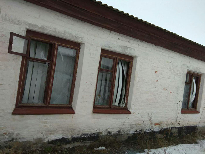 Боевики обстреляли пгт Мироновский. Наместе работает милиция