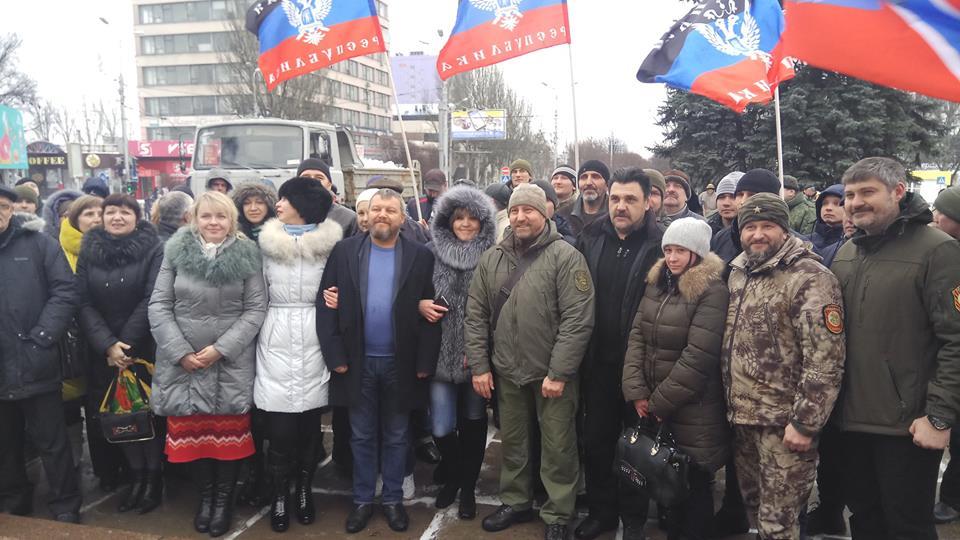 ВДНР открылся зал истории Донецко-Криворожской республики соколо 700 экспонатами