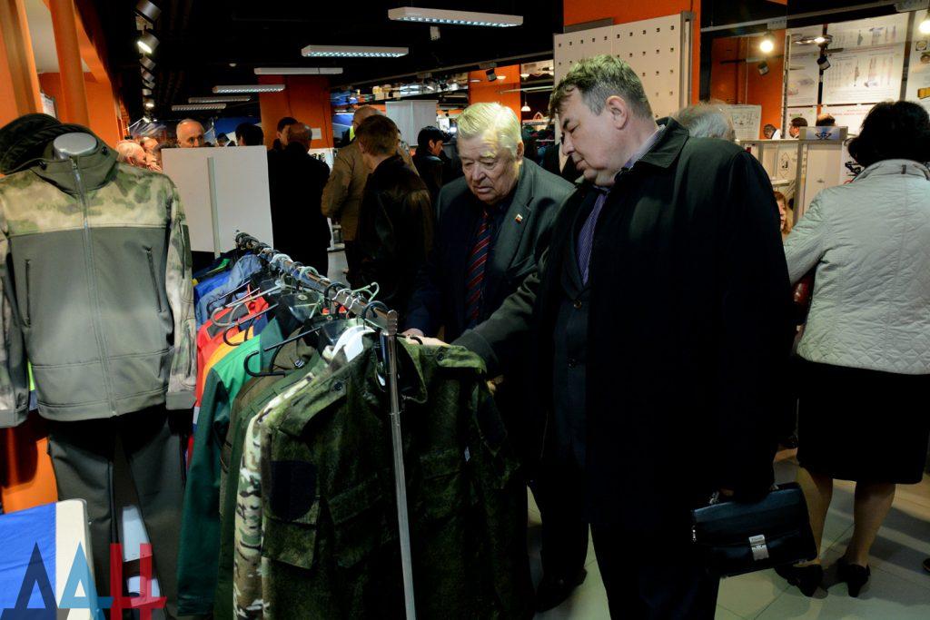 Свою выставку на «Донбасс Арене» проводит «ДНР», фото-2