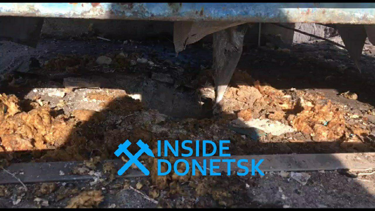 Ультиматум фашистской «ДНР»: всети интернет  появилось видео подрыва вышки вДонецке