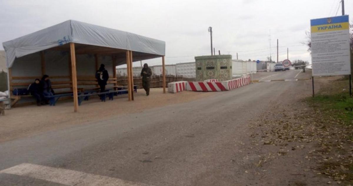 Ситуация наКПВВ взоне АТО: на«Марьинке» самые большие очереди