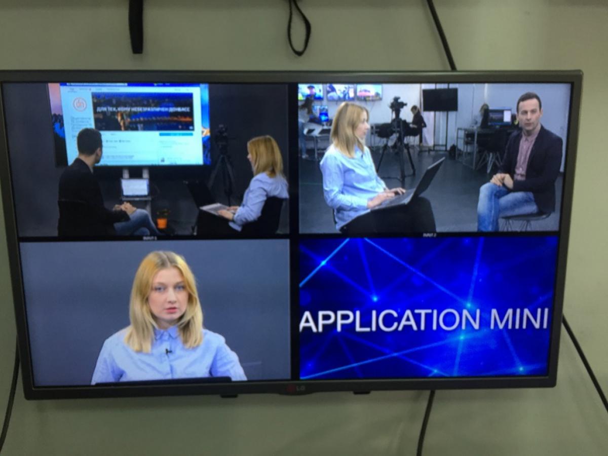 Новый телеконтент для Донбасса