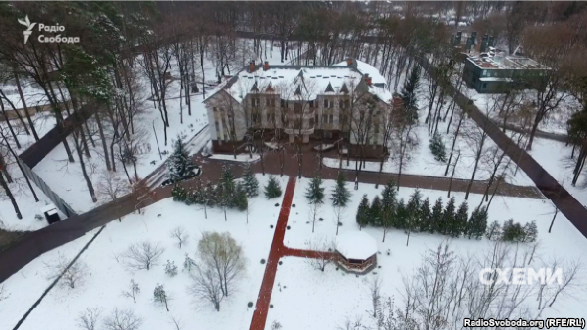 """«Столичная """"крепость"""": репортеры показали, куда перебрался Аваков»"""