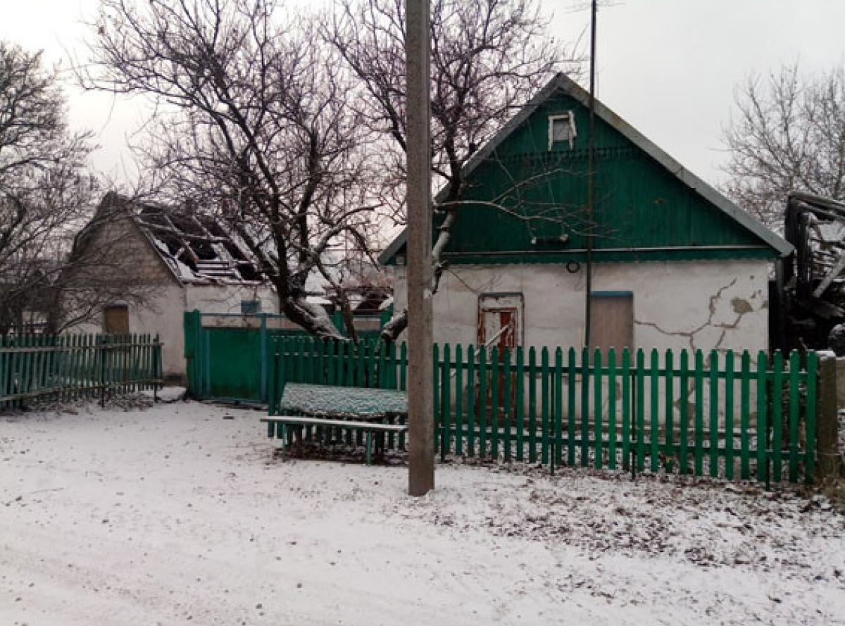 Аброськин: Мужчина получил осколочное ранение в итоге вражеского обстрела Авдеевки