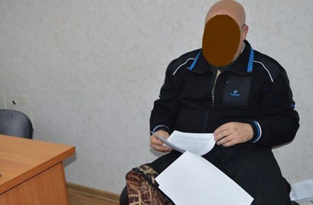 ВДонецкой области СБУ задержала поселкового голову— активиста незаконного референдума