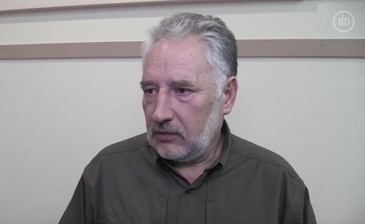Жебривский напророчил Ахметову «большие проблемы»