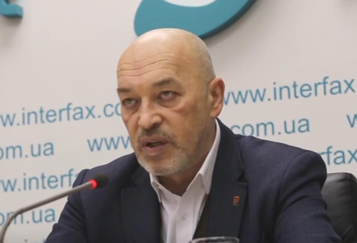 Тука признал, что на Донбассе не осталось предприятий, подконтрольных Украине