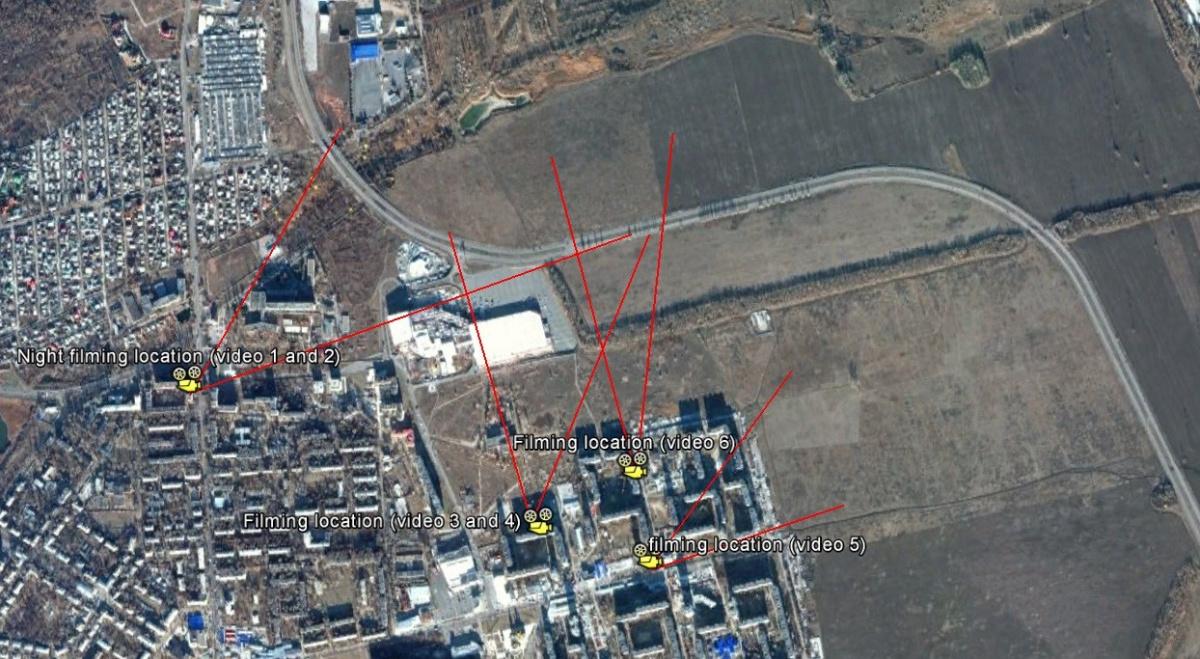 Bellingcat подтвердила обстрел Авдеевки изжилых кварталов Донецка