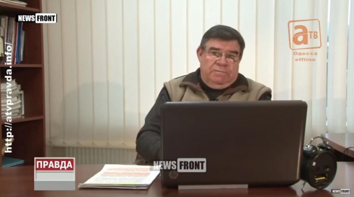 СБУ открыла уголовное дело наодесского репортера