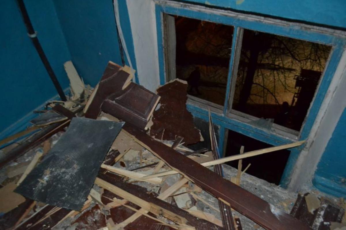 Боевики обстреляли мирных граждан вАвдеевке, есть погибший
