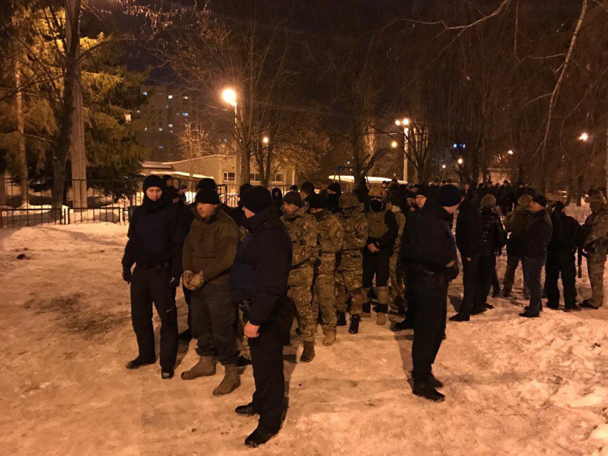 Уполномоченные «Донбасса» опровергают свое участие— стрельба вХарькове