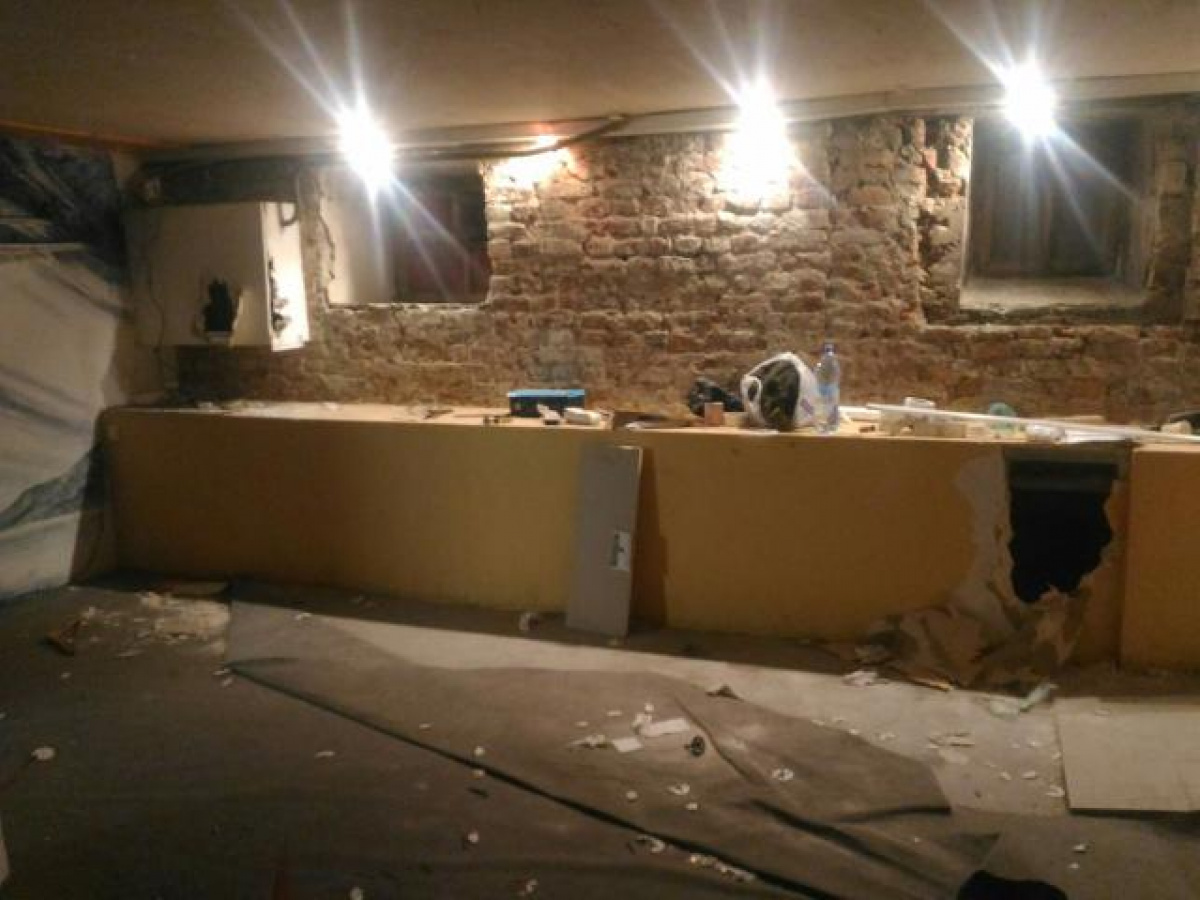 В РФ закрыли разгромленный музей адептов «Новороссии»