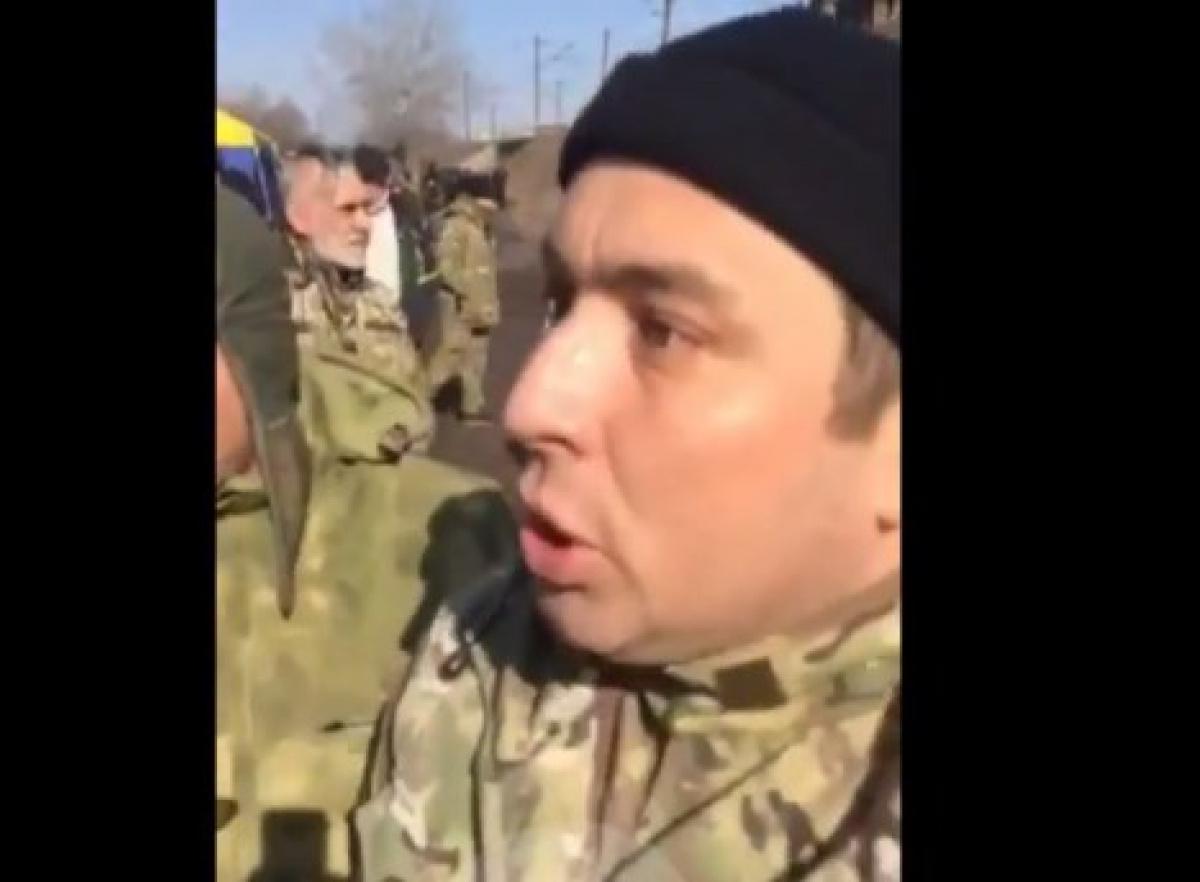 Граждане украинского Конотопа прогнали изгорода радикалов заблокаду дорог