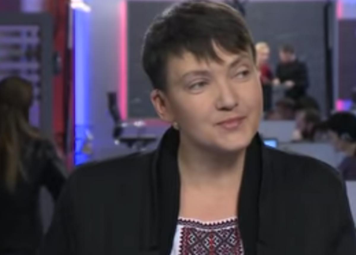 Савченко призывает выступить против «еврейской власти» вгосударстве Украина