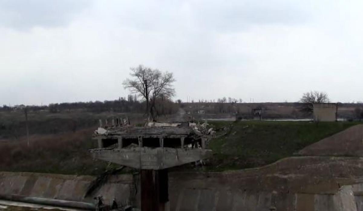 Авдеевка: Боевики обстреляли опорный пункт сил АТО, 3 бойцов погибли