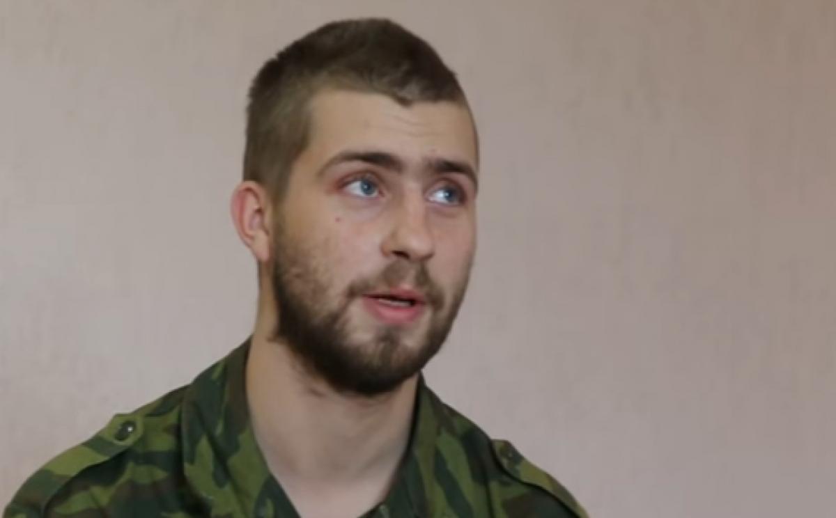 Штаб АТО: Военный дезертировал исдался вплен ЛНР
