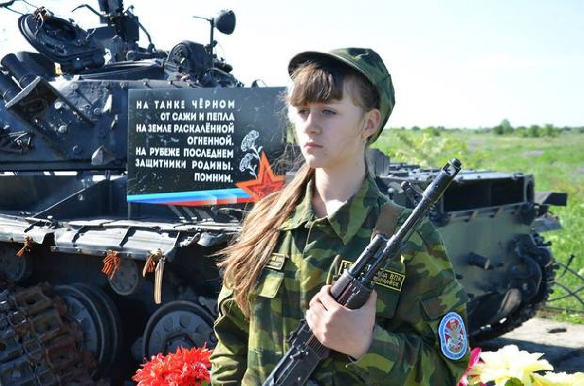«МГБ ЛНР» ищут виновных вподрыве опоры ЛЭП под Георгиевкой
