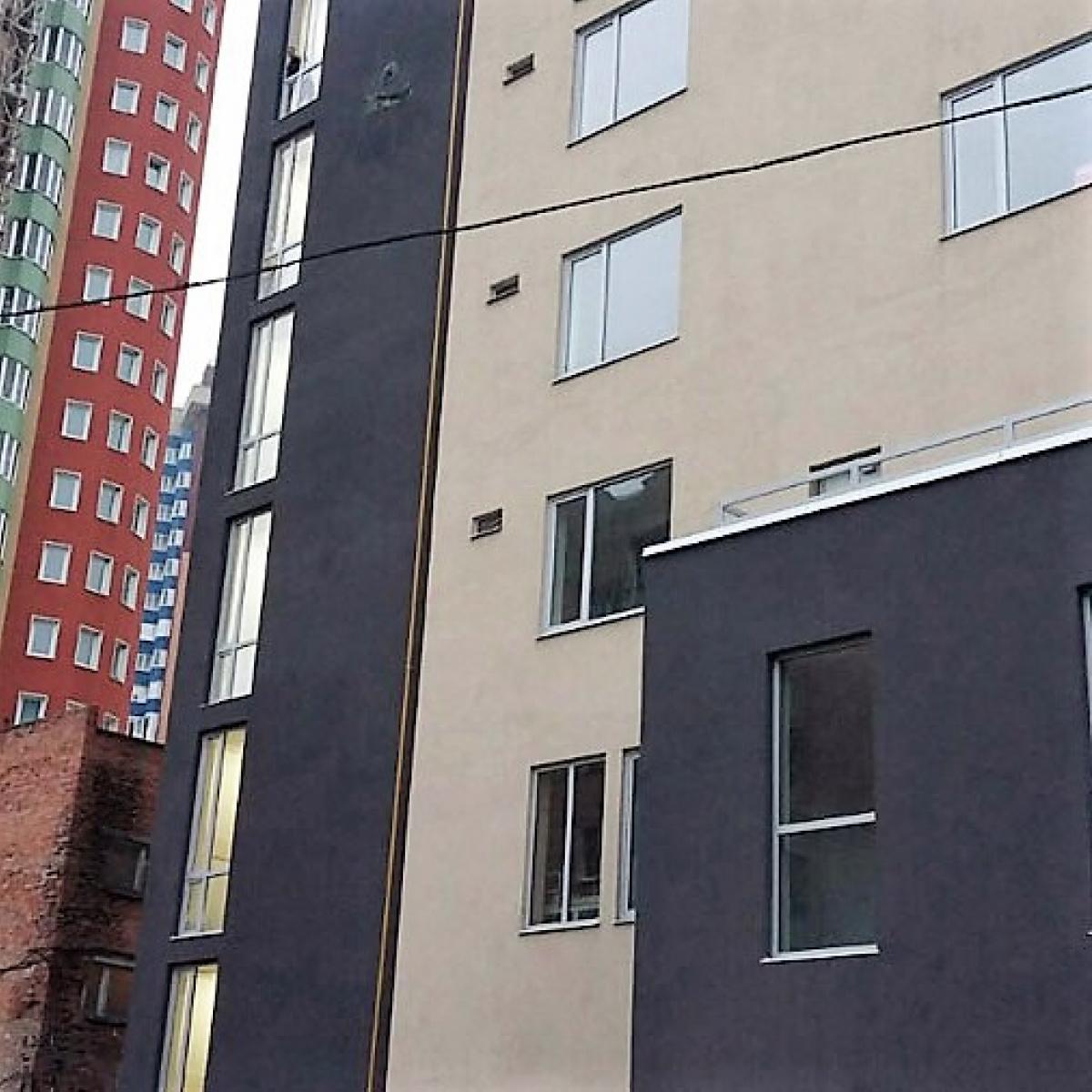 ВХарькове изгранатомета обстреляли недостроенный офисный центр
