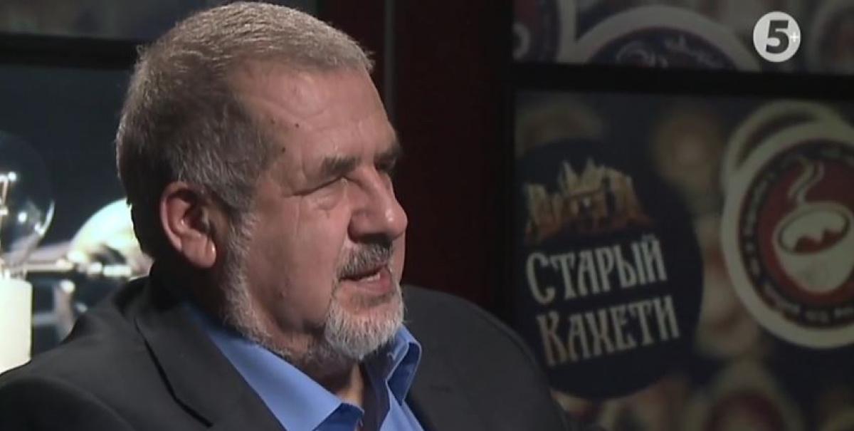 Чубаров предлагает после «деоккупации» Крыма провести его «очистку»