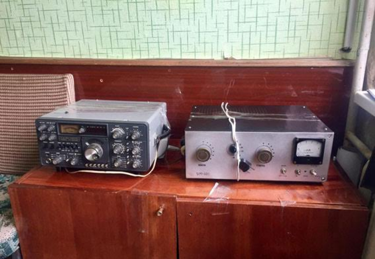 НаДонбассе схвачен  радиолюбитель, передававший боевикам данные оВСУ