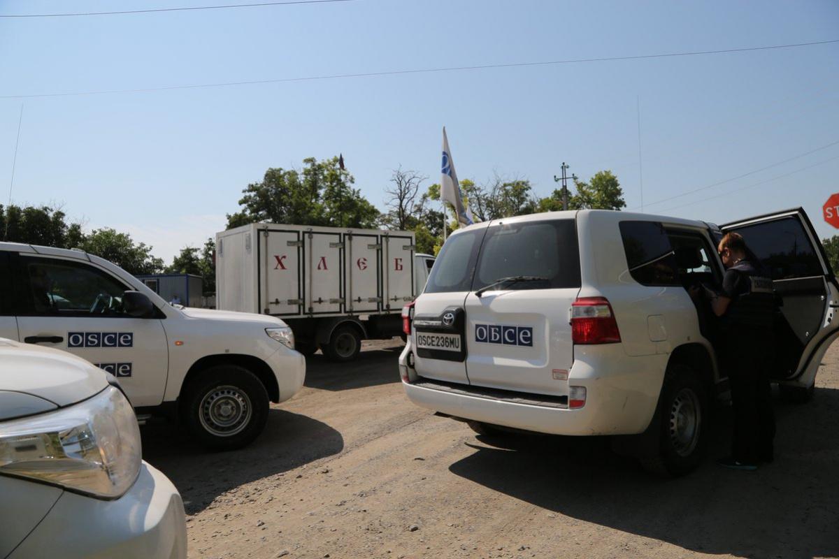 «ДНР» заявляет о 3-х пострадавших при обстреле поселков вДонецке
