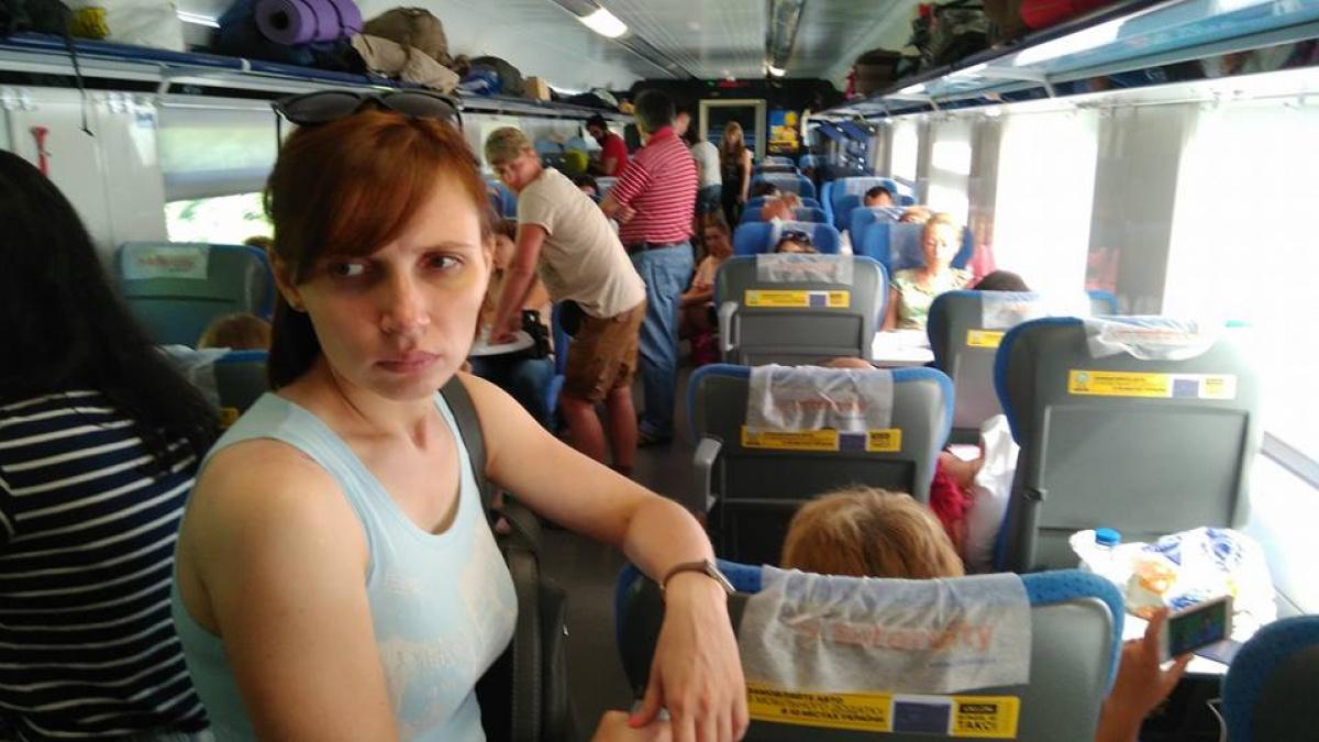Скандал на«Укрзализныце»: кскоростному «Интерсити» забыли прицепить четыре вагона