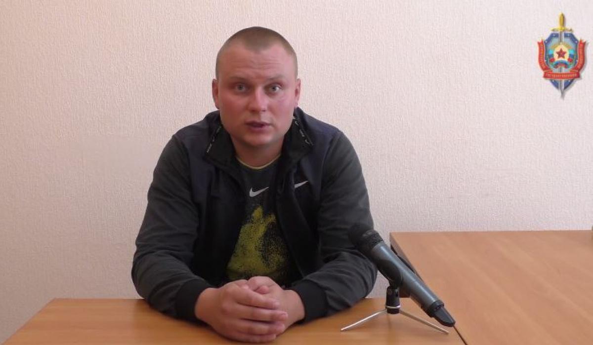Нетрезвый сын украинского обвинителя случайно зашёл вЛНР