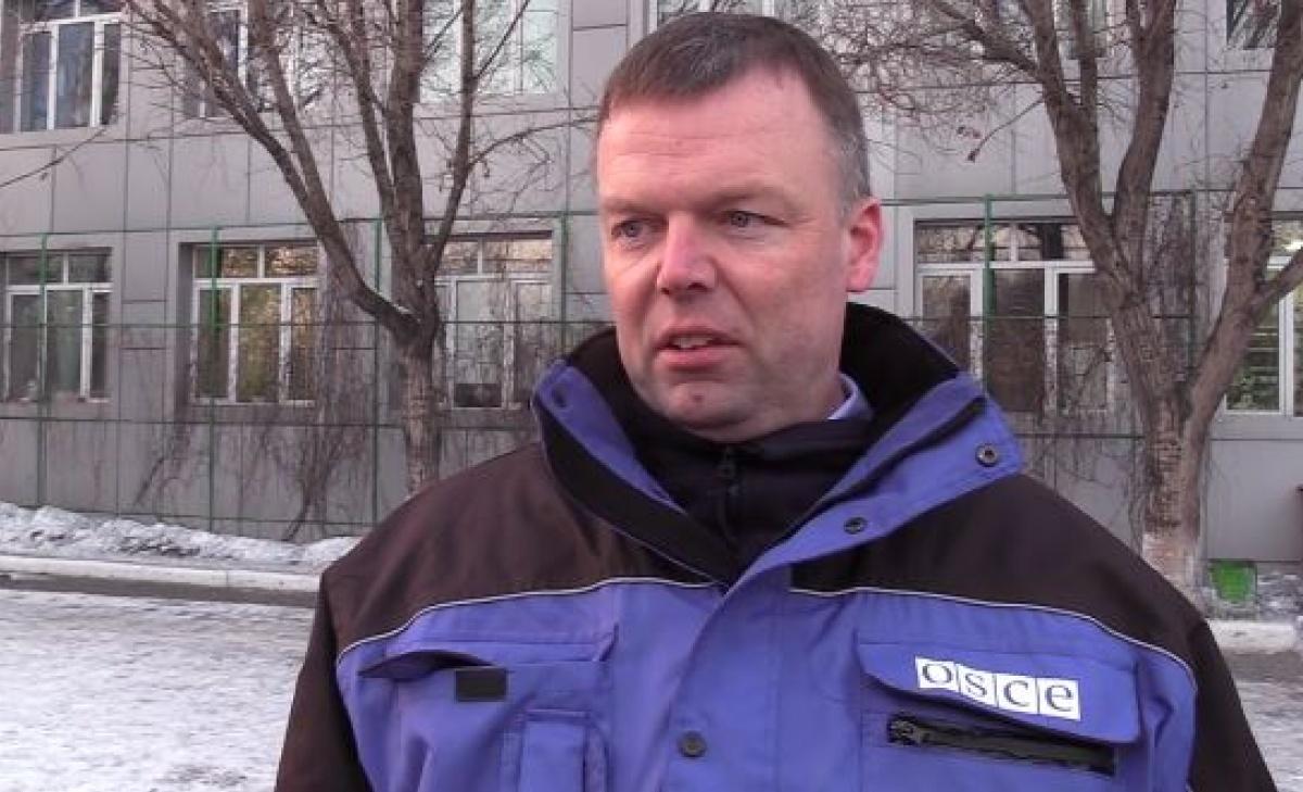 ОБСЕ: ситуация наДонбассе за3,5 года только ухудшилась