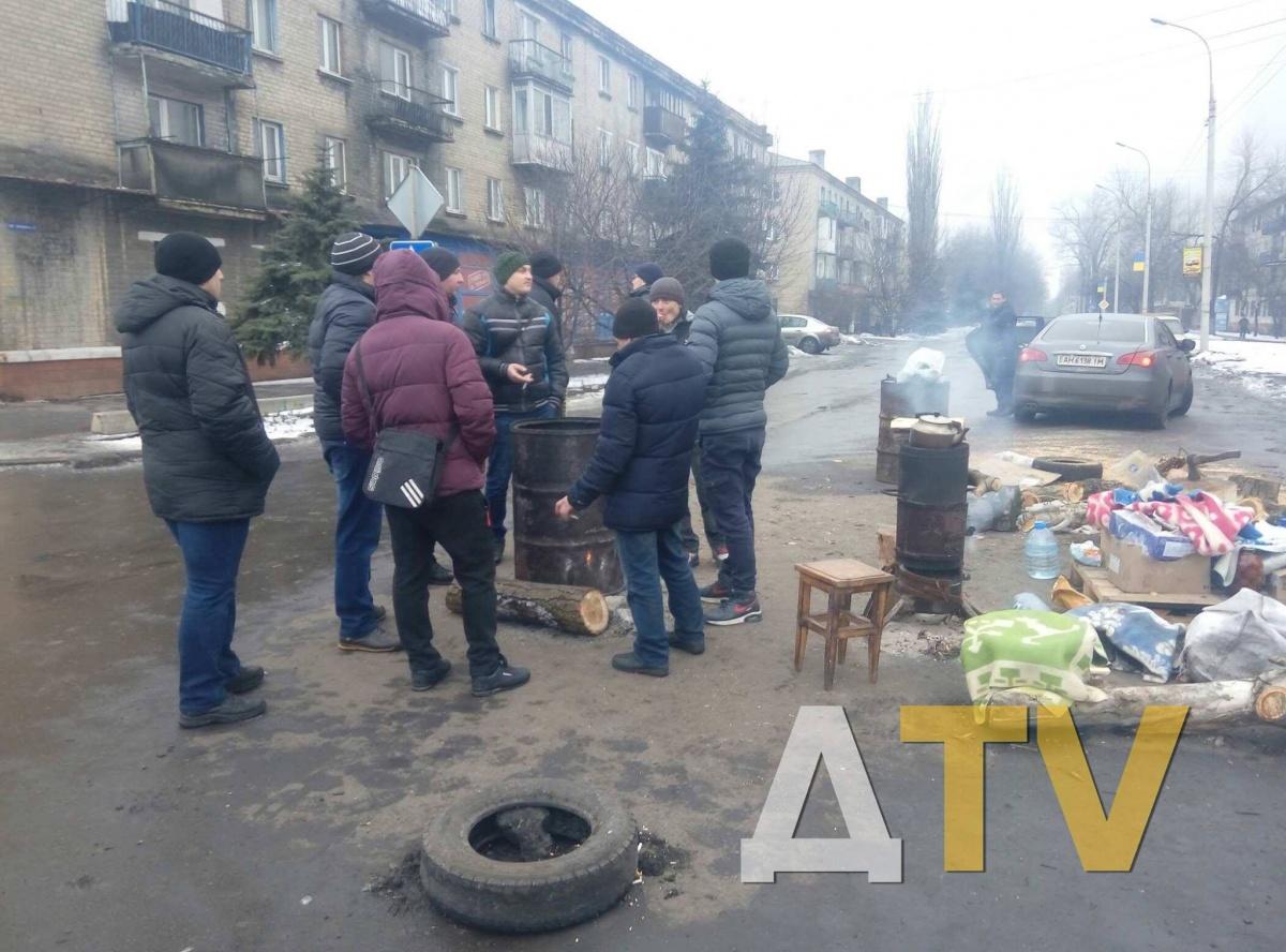 Шахтеры «Селидовугля» объявили голодовку в помещении Минэнергоугля— руководитель НПГУ