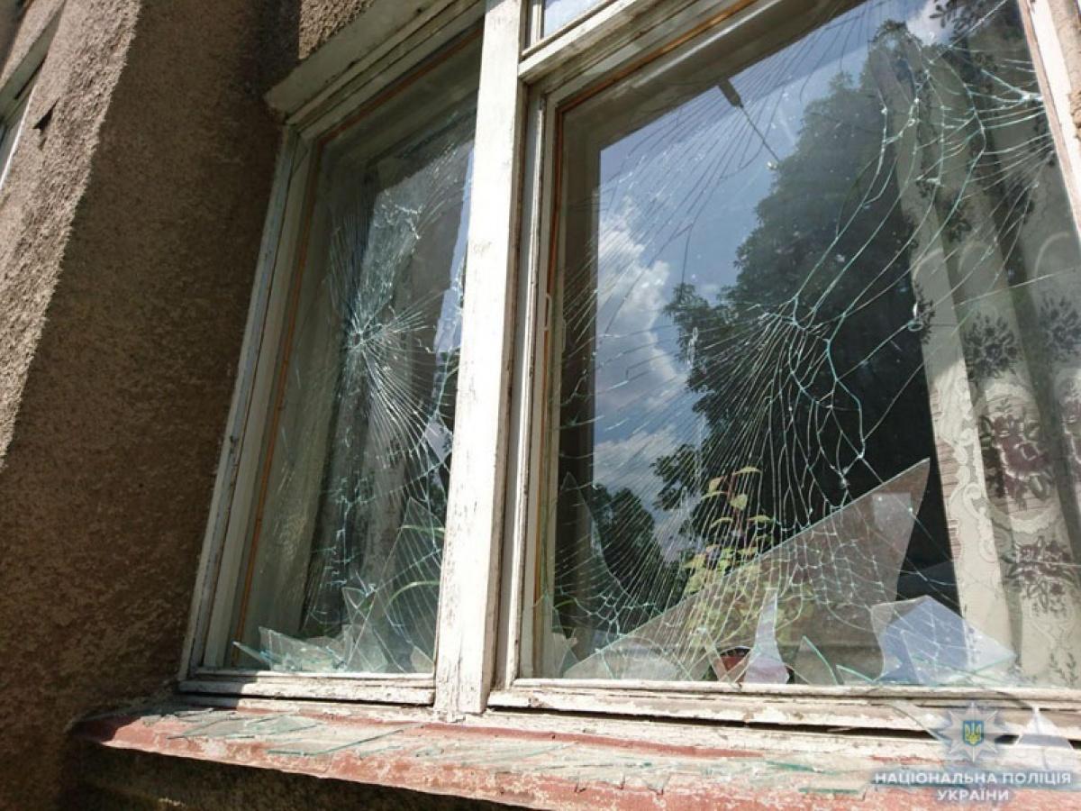 Боевики обстреляли школу вДонецкой области