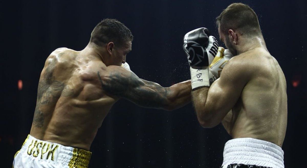 Фото: World Boxing Super Series / Twitter
