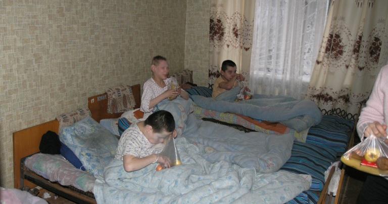 Дом престарелых торез дом интернат для престарелых и инвалидов магнитогорск