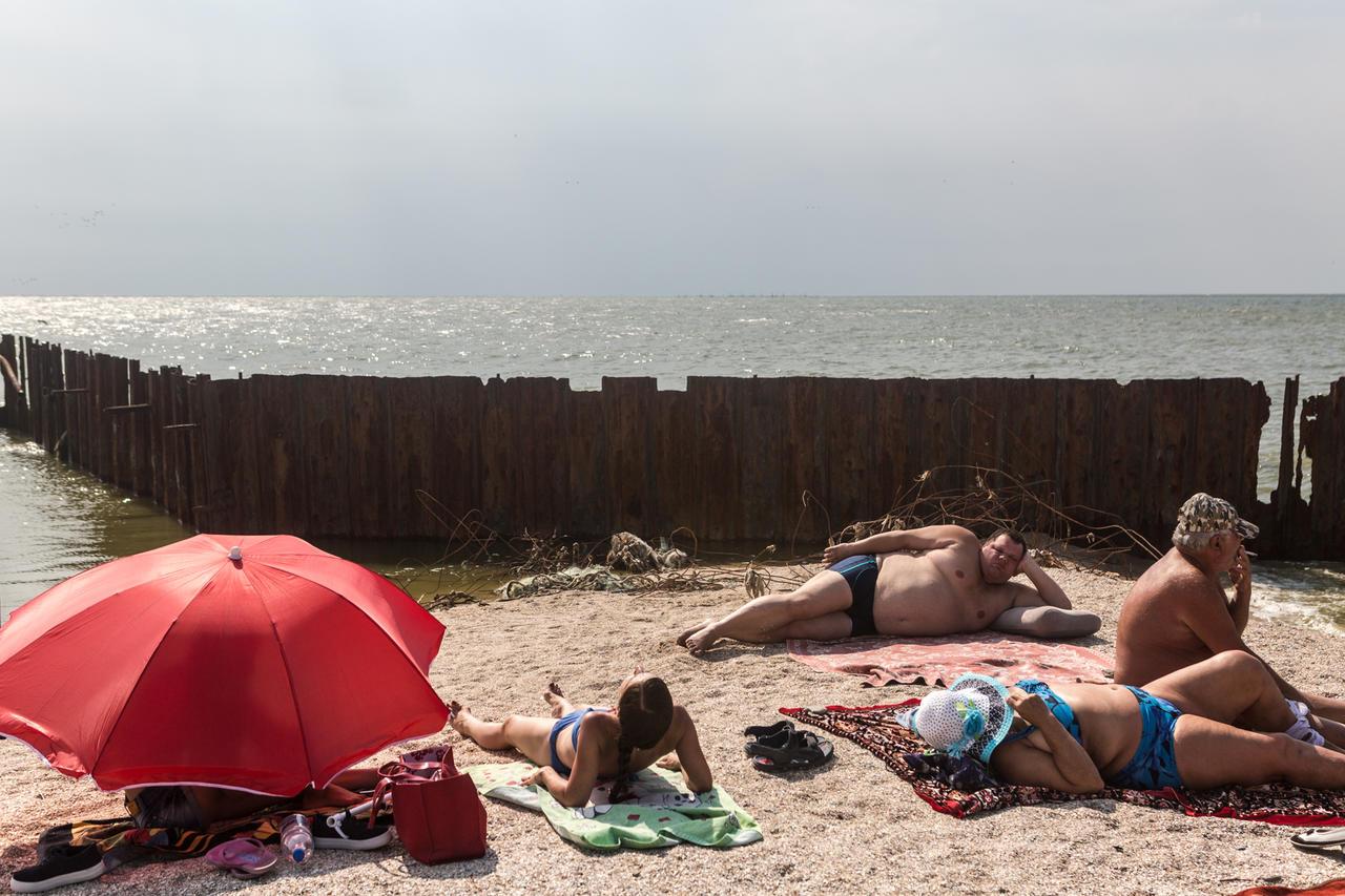 Пляж в седово фото